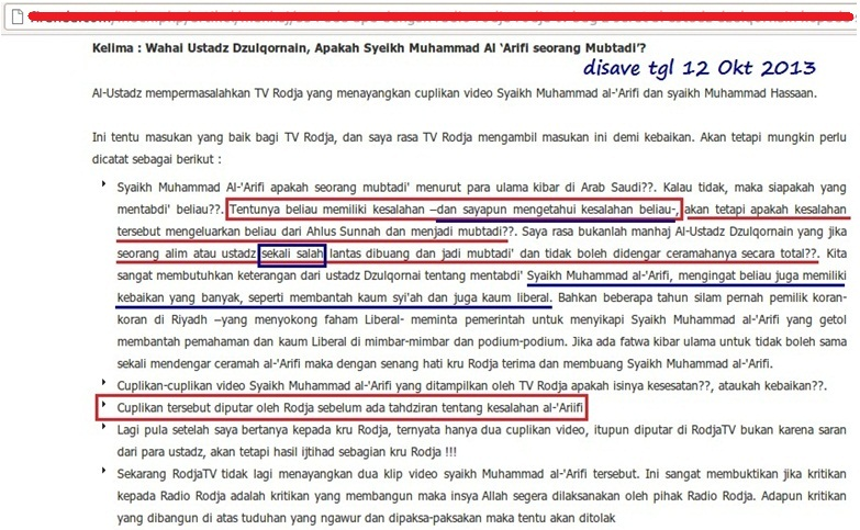 Al-Arifi-diputar-Rodja-sebelum-ada-tahdziran-tentang-kesalahannya_3