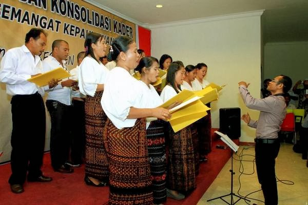 Paduan Suara Gereja Spiritus Santos_pks2