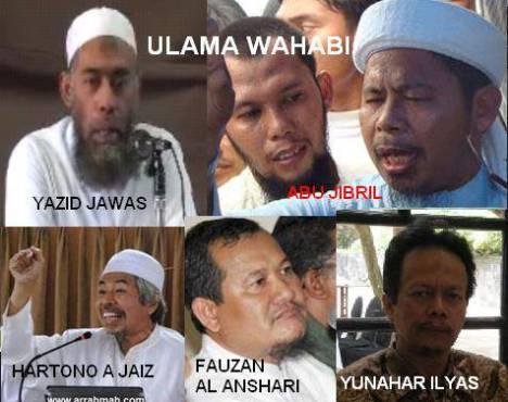 ulama-wahabi